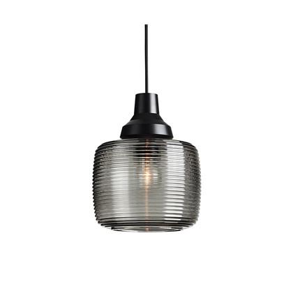 New Wave Stripe Pendel Smoke - Design By Us