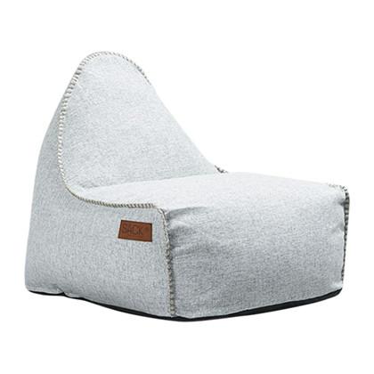 RETROit Cobana Sækkestol Udendørs - White, SACKit