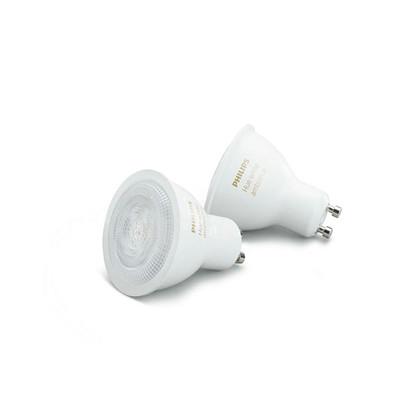 Philips Hue Ambiance 5,5W LED GU10 2-pak
