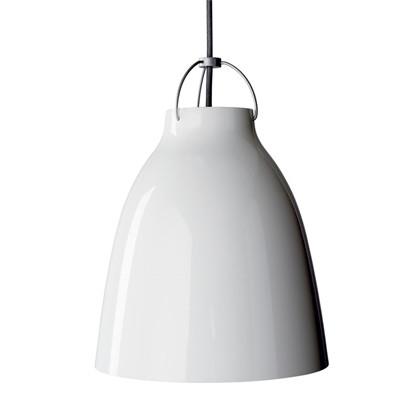 Caravaggio P3 Pendel Lampe - Hvid - Light Years
