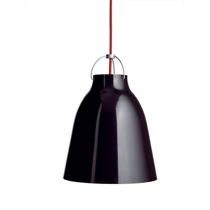 Caravaggio P1 Pendel Lampe  - Sort - Light Years