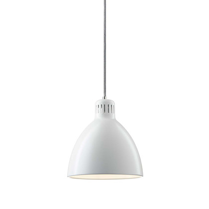 Archi S2 Pendel Lampe Ø22 Mat Hvid - Light-Point