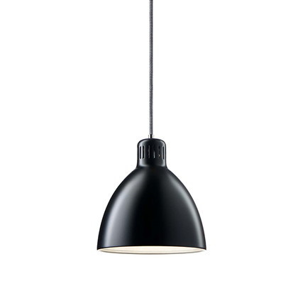 Archi S2 Pendel Lampe Ø22 Mat Sort - Light-Point