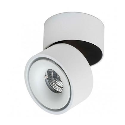 Easy W75 LED Påbygningsspot 7W Hvid - ANTIDARK