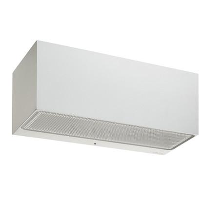 Asker LED Big Up/Down Udendørs Væglampe Hvid - Norlys