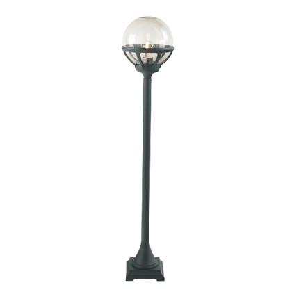 Bologna Udendørs Bedlampe Klar/Sort - Norlys