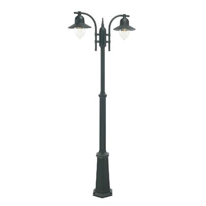 Como 2 Udendørs Parklampe Sort - Norlys
