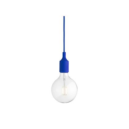 E27 PENDANT LAMP LED, Blue - Muuto