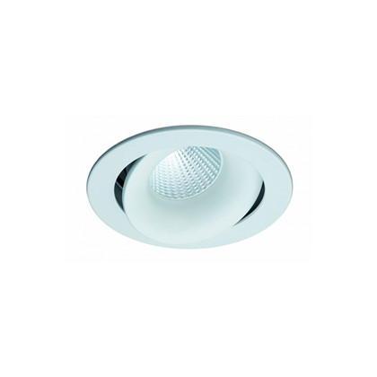 Easy RC100 LED indbygningsspot 7W Hvid - Scan Studio