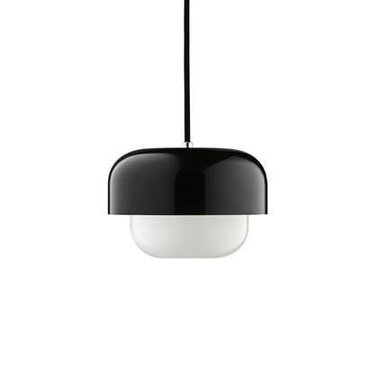 Haipot Pendel Lampe Yang Sort fra Frank Kerdil
