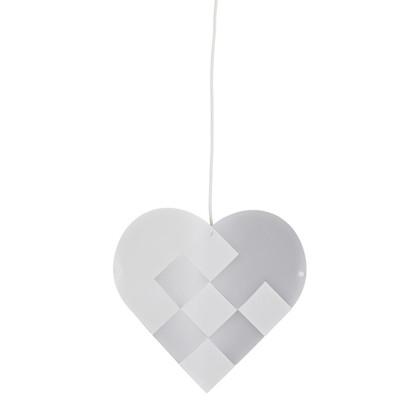 Le Klint Hjerte X-Small Sølv - Le Klint