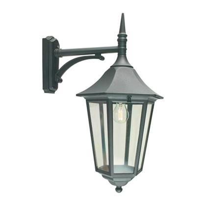 Modena Udendørs Væglampe Nedadvendt Stor - Norlys