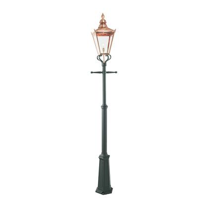 Chelsea Udendørs Stolpe Lampe 1-hovedet - Norlys