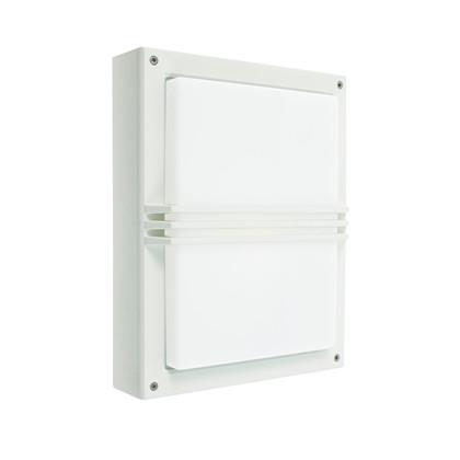 Nordkapp LED Udendørs Væglampe Hvid - Norlys