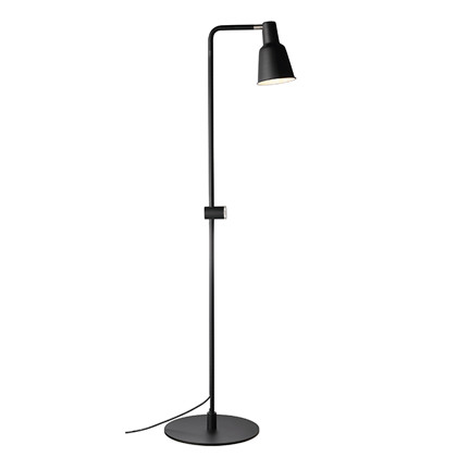 Patton Gulvlampe Sort - Nordlux