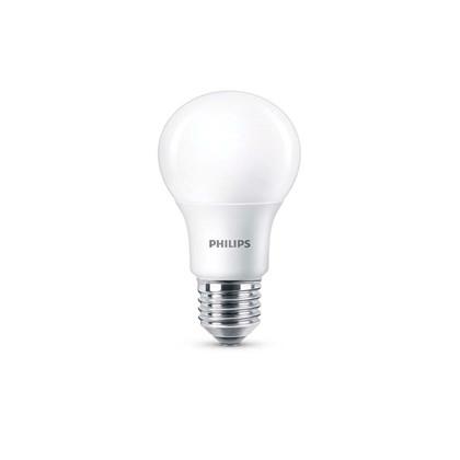 Pære LED 8,5W Plast Warmglow (806lm) Dæmpbar E27 - Philips