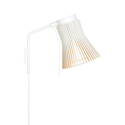 Petite 4630 Væglampe Hvid - Secto