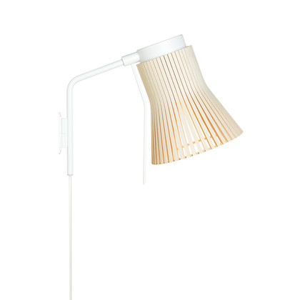Petite 4630 Væglampe Birk - Secto