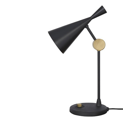 Beat Bordlampe Sort - Tom Dixon