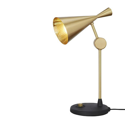 Beat Bordlampe Messing - Tom Dixon