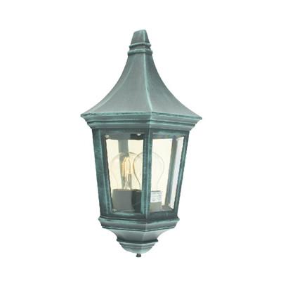 Venedig Udendørs Væglampe Grønpatineret – Norlys