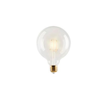 Pære LED 3,5W (245lm) Globe Ø80 Dæmpbar E27 - Design By Us