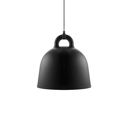 Bell Pendel Lampe Sort Medium- Normann Copenhagen