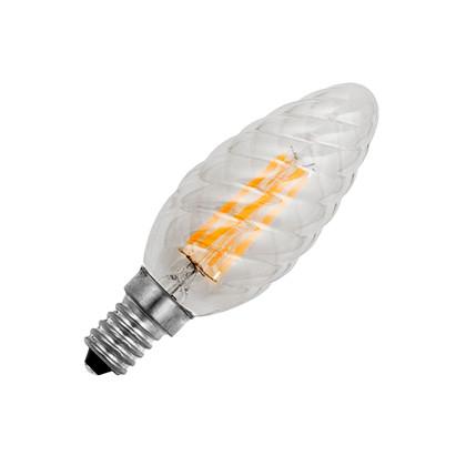 Kertepære LED 4W E14 - Snoet