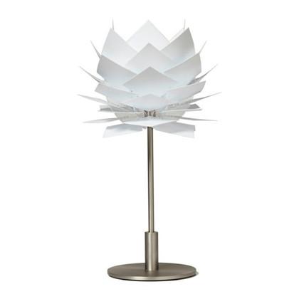 Pineapple Bordlampe XS På Fod - Hvid fra Frank Kerdil