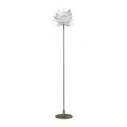 Pineapple Gulvlampe På Fod - Hvid fra Frank Kerdil