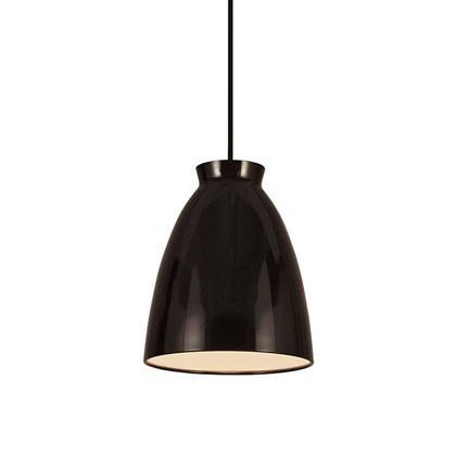 Milano 19 Pendel Lampe Sort - DybergLarsen