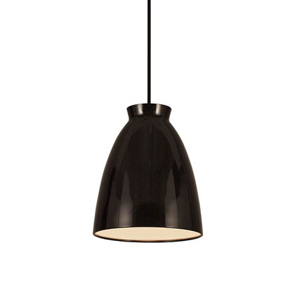 Milano 30 Pendel Lampe Sort - DybergLarsen