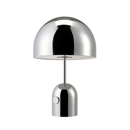 ikke bruges Bell Chrome Bordlampe - Tom Dixon