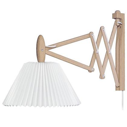 Le Klint 223 Væglampe Lys Eg