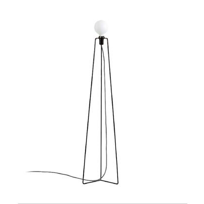 Model 3 Gulvlampe Sort - Lampefeber