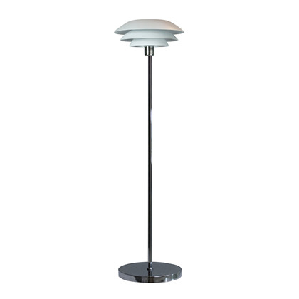 DL31 Gulvlampe Mat Hvid - DybergLarsen