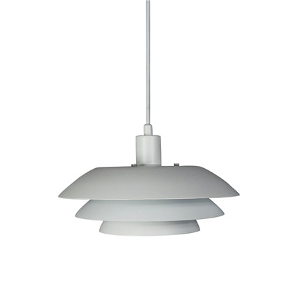 DL31 Pendel Mat Hvid - DybergLarsen