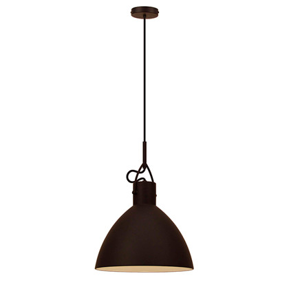 Focus Pendel Lampe Ø30 Sort - Seeddesign