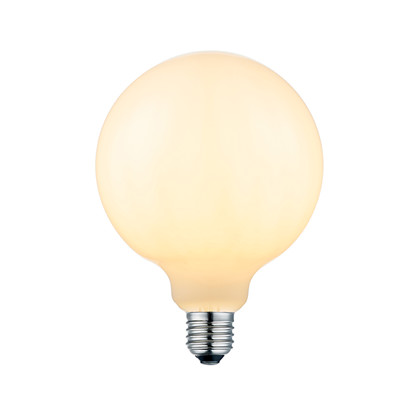 Globe G125 Opal 6,5W dæmpbar LEDpære - Iconi