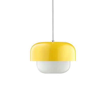 Haipot Pendel Lampe Yuza Gul fra Frank Kerdil