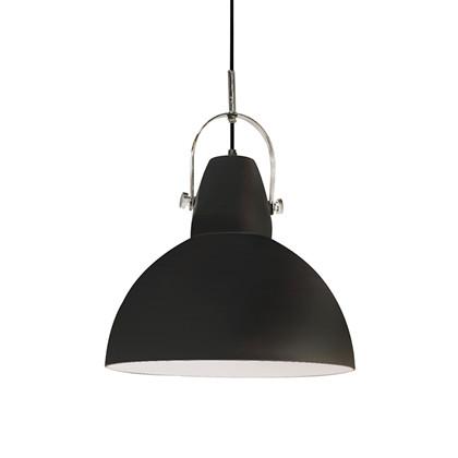 Hoop Pendel Lampe Sort - By Rydéns