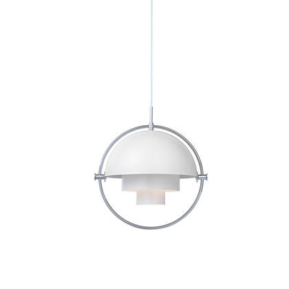 Multi-Lite Pendel White/Chrome - Gubi