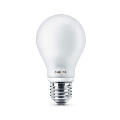 Standard LED pære 4,5W E27 - Philips