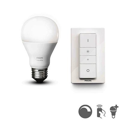 Philips Hue White DIM Kit 9,5W E27