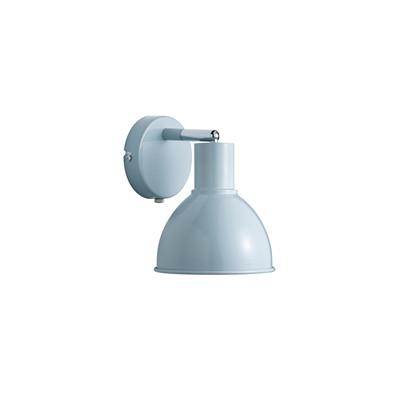 POP Væg E27 Lys Blå Væglampe - Nordlux