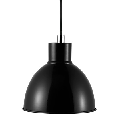 POP Pendel Lampe - Sort fra Nordlux