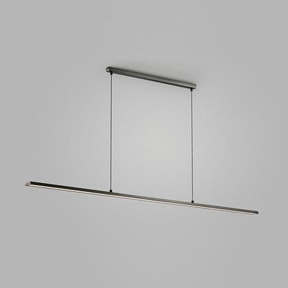 Slim S1200 LED Langbordspendel Sort - Light-Point