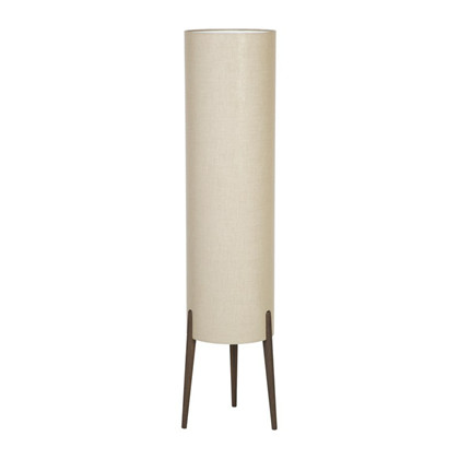 Sticks Down Gulvlampe - Smoked Eg - KS Lampeskærme