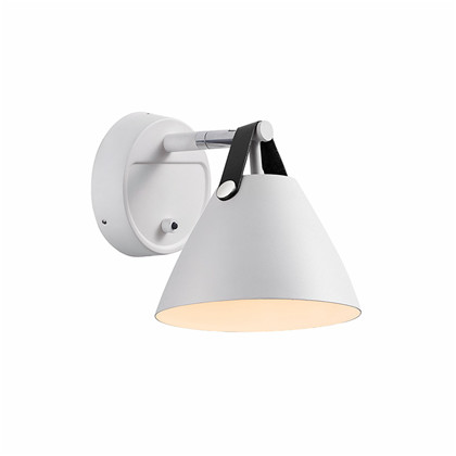Strap 15 Væglampe - Hvid - Nordlux