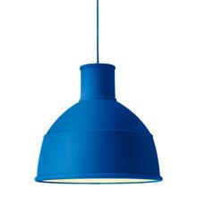 Unfold Pendel Lampe Blå - Muuto